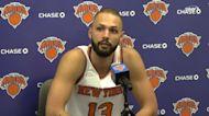 Evan Fournier on Tom Thibodeau, how Judo martial art has helped | Knicks News Conference