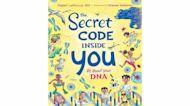 THE SECRET CODE INSIDE YOU   Book Trailer