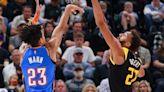 Grading former Gator Tre Mann's NBA debut with Oklahoma City