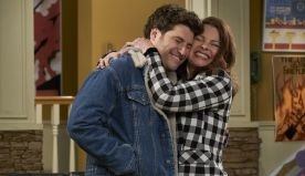 Adam Pally glad to have 'sane' part in new Fran Drescher sitcom, 'Indebted,' he tells Daily News