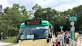 西貢萬宜東壩小巴宣布假日全日服務 方便市民郊遊