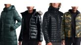 Macy's is having a huge sale on The North Face jackets — get up to 40 percent off