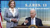 Biden's economic approval ratings and spending agenda stalled
