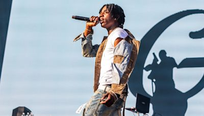 Rapper Polo G arrested following traffic stop in Miami