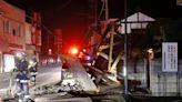 日本福島外海7.3強震1死185傷 獨居男被家具壓迫窒息亡