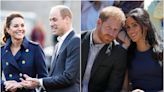 Kate Middleton and Prince William's social-media post about Meghan and Harry's daughter could be part of a plan to change their image
