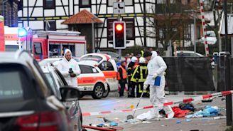 German Man Drives Car Into Carnival Crowd, Injures 30