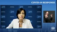 U.S. at 'another pivotal moment' -CDC's Walensky