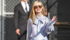 Elle Fanning and Boyfriend Have Adopted a Quarantine Pup