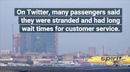 Spirit Airlines Cancels Hundreds of Flights, Blaming 'Operational Challenges'
