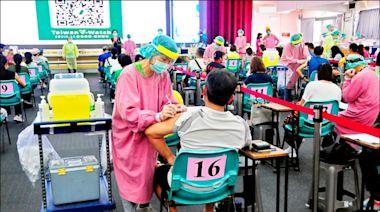 第3輪疫苗 花蓮逾1.2萬人完成預約