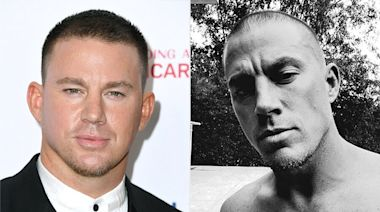 Channing Tatum Shaves His Head After Filming New Movie: 'It's a Bit of a Ritual'