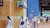 七成學生打一針 中學可全日面授\大公報記者 陳詠韶