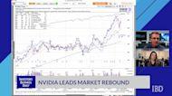 Nvidia Leads Market Rebound