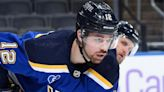 Sanford traded to Senators by Blues for Brown