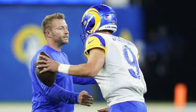 Sean McVay shares his favorite part about Matthew Stafford's performance vs. Bucs