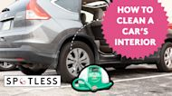 Love That New Car Smell?? Here Is How to Clean Every Part of Your Car's Interior