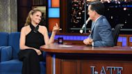 """Amanda Peet Got Sarah Paulson To Slide Into Sandra Oh's DM's While Casting For """"The Chair"""""""