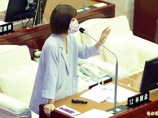 顏寬恒稱「沒住過我們故鄉」 林穎孟嗆爆:國民黨去跟中國講
