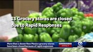 More than a dozen essential retail stores shut down across New Mexico
