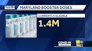 Maryland governor clarifies who's eligible for COVID-19 booster shot