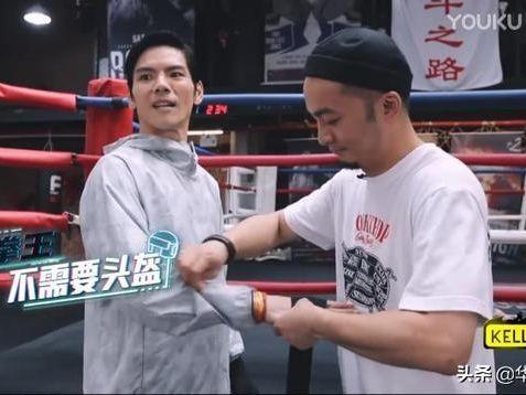 向佐上《拳力以赴的我們》被打敗,香港網紅林作:我要北上挑戰你