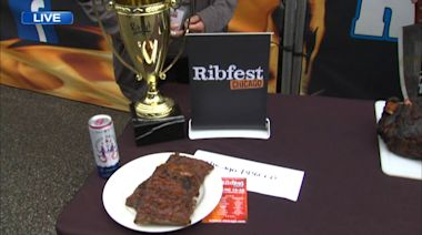 Celebrate Father's Day at the 21st Annual Ribfest Chicago