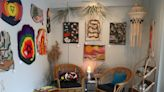 Gainesville native brings rug making to local art scene - The Independent Florida Alligator
