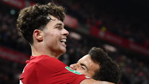 Neco Williams: Wales youngster aims to seize Liverpool chance