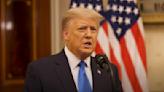 特朗普發表告別演說 「政府要向人民負責」