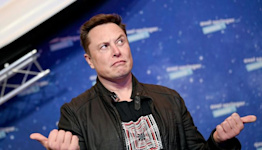Elon Musk says chip shortage only 'short term'