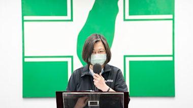 蔡英文「世界地球日」邀環團入府座談 將宣告台灣能源與環保態度