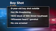 St. Cloud Police Investigating After Boy, 9, Was Shot Outside Apartment Building