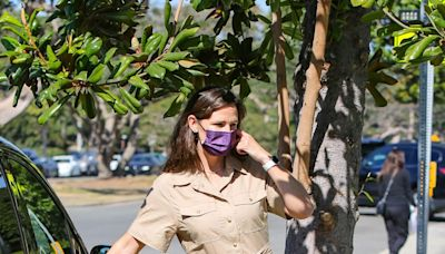 Jennifer Garner and Olivia Wilde Keep Wearing These Trendy Disposable Face Masks, and We Have an Exclusive Discount