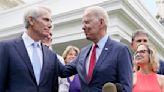 The quiet Biden-GOP talks behind the infrastructure deal