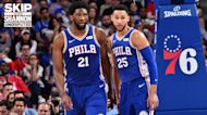 Skip Bayless reacts to Joel Embiid's comments about Ben Simmons holding out of 76ers' camp I UNDISPUTED