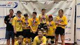 Cumberland Raiders 12U team wins national title