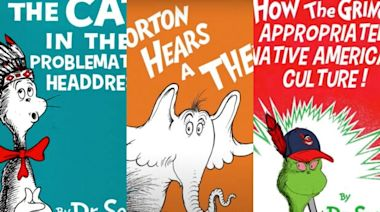 Jimmy Kimmel Makes Dr. Seuss Titles 'More Inclusive,' Including 'Horton Hears a They' (Video)