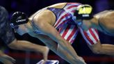 Do Katie Ledecky's opponents even think they have a chance?