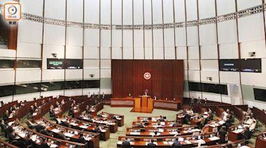 立會去年24議員離任 19人合共獲發逾千萬任滿酬金