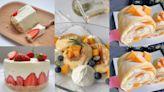 手殘也會「免烤箱甜點DIY」!超簡單在家做「舒芙蕾鬆餅、起司蛋糕、芒果毛巾卷」食譜公開!