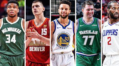 NBA/本季一陣Curry領銜 詹皇生涯第17次進最佳陣容 | 運動 | NOWnews今日新聞