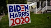 Woman Threatens to Sue Neighbor for Having Biden Lawn Sign