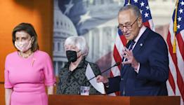 Democrats set up spending showdowns next week
