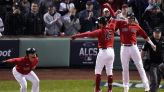 Red Sox slam Astros again in a 12-3 win for 2-1 series lead