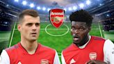 How Arsenal could start vs Spurs with Xhaka back, Partey fit & Ramsdale in goal