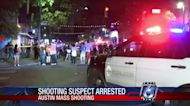 Shooting suspect arrested
