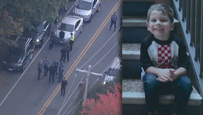 Mass. search for missing NH boy believed to be dead by authorities