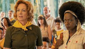 'Troop Zero's Allison Janney Raves Over Finally Getting To Work With Viola Davis: She's 'Electrifying'