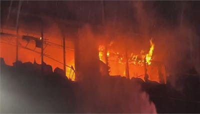 快新聞/城中城惡火帶走46條人命 繼衛爾康近30年第2嚴重建築火災
